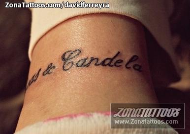 Letras Cursivas Mayusculas Tatuajes Tatuaje Ambigrama Pictures
