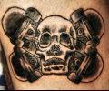Tatuaje de Weeednesday