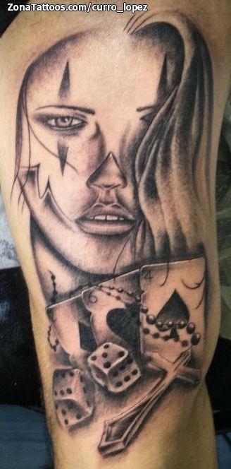 674c58179478c Tattoo photo Chicanos, Girls, Faces