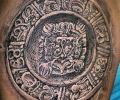 Tatuaje de kanncerbero