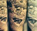 Tatuaje de delaingle