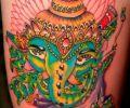 Tatuaje de MonikBones