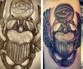 Tatuaje de Nishiren_Tattoo