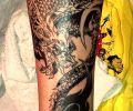 Tatuaje de Maleico