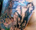 Tatuaje de GENOMAPOGO