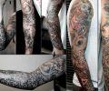 Tatuaje de sergiolezama