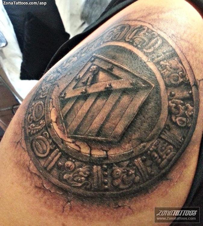 Tatuajes Y Disenos Sobre Futbol