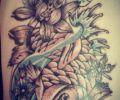 Tatuaje de angel92leon