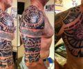 Tatuaje de cocoinktattoo