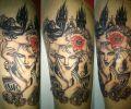 Tatuaje de camachogarceso