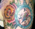 Tatuaje de CRtattoo