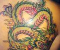 Tatuaje de Yukosam