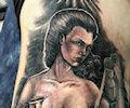 Tatuaje de ASP