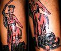 Tatuaje de CarlosGrafift22