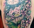 Tatuaje de Fabianrasta
