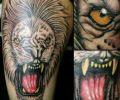 Tatuaje de TantraTattoo