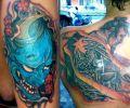 Tatuaje de ETERNALTATTOO
