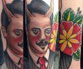 Tatuaje de kumaro