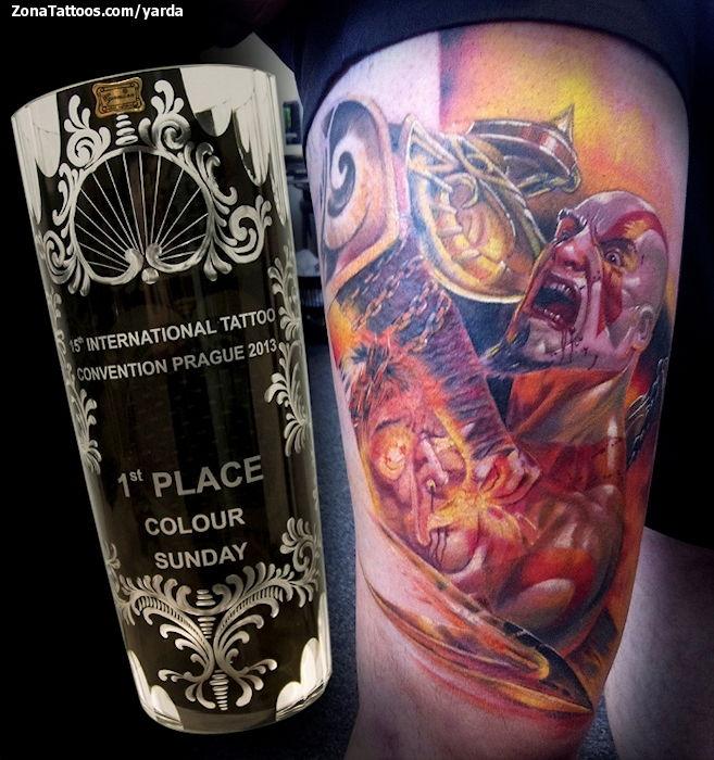 tatuajes 3d fotos imgenes tattoos y diseos tattoo design bild. Black Bedroom Furniture Sets. Home Design Ideas