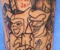 Tatuaje de vene430