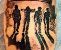 Tatuaje de SantiH