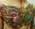 Tatuaje de rostrotattoo