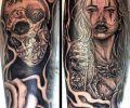 Tatuaje de tesotattoos