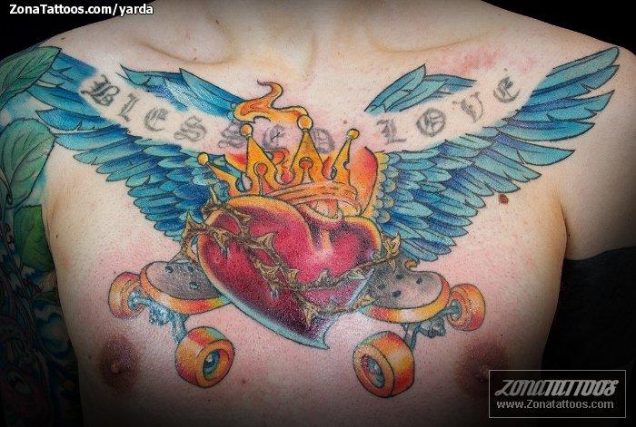 Tatuaje de Yarda