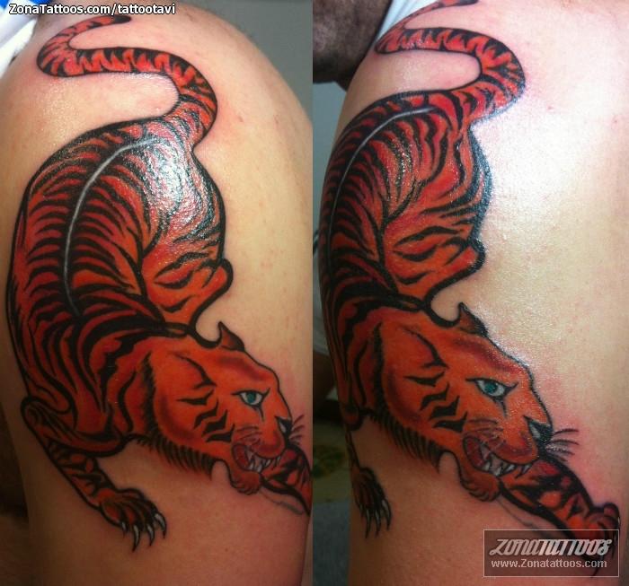Lindo tatuaje de lefante