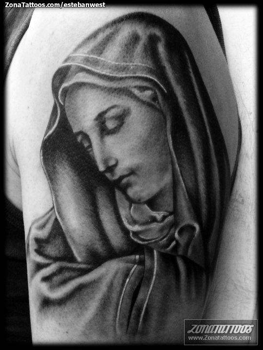 Tatuaje Vírgenes