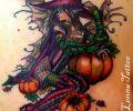Tatuaje de LadyLenna