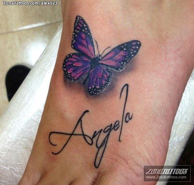 Tatuajes De Nombres Más De 4300