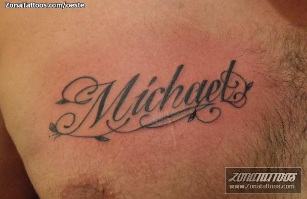 nombre jordan en tatuaje