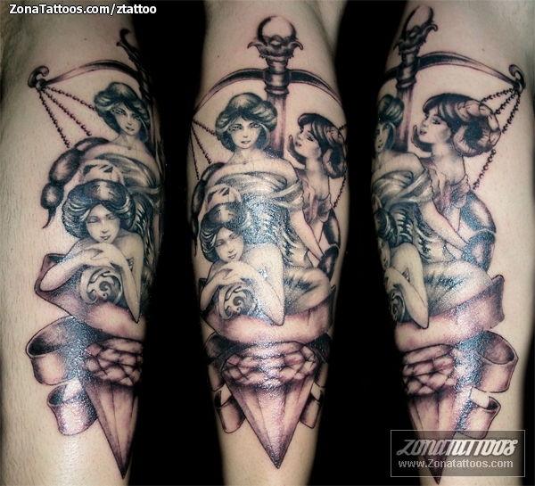 Tatuajes Y Disenos Zodiaco