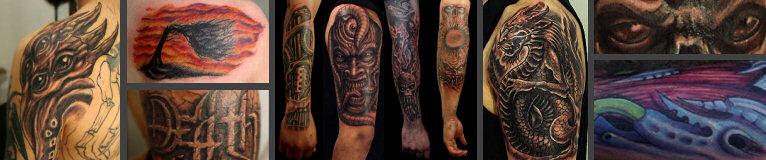 Fotos de tatuajes de Fofo