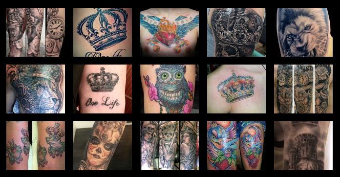 Tatuajes Y Diseños De Coronas