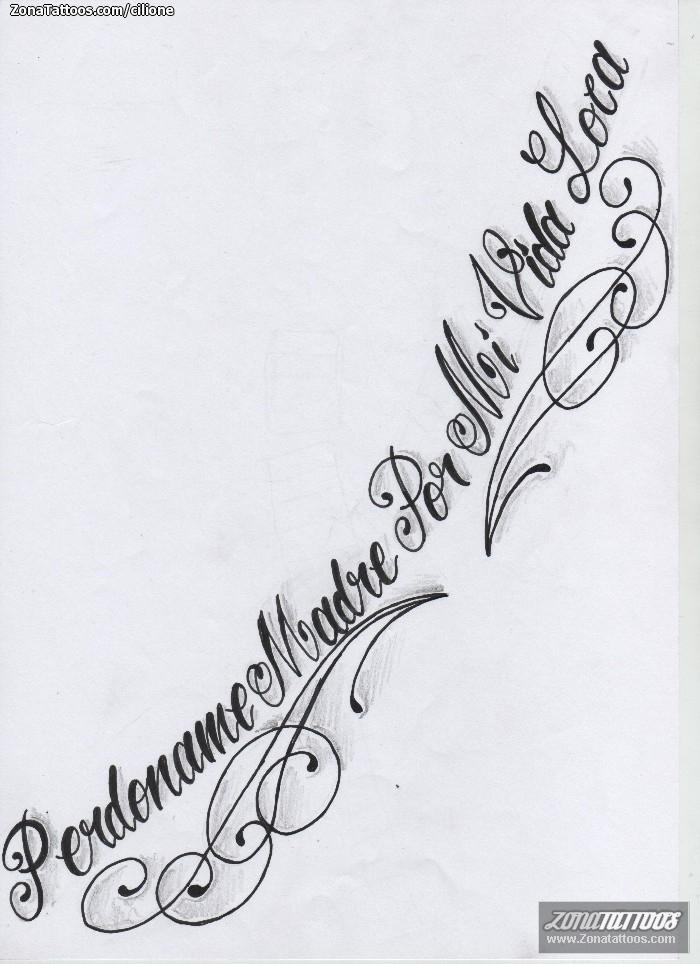 plantilla para tatuaje