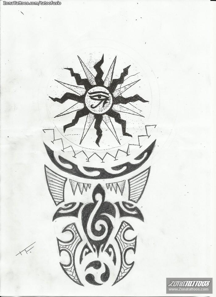 dise241o de maor237es ojo de horus