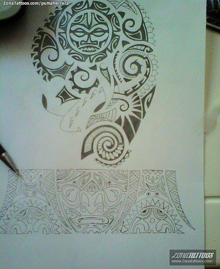 Plantillas De Tatuajes Maories Gratis Car Interior Design