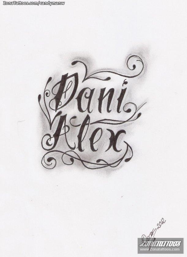 Tatuajes Y Diseños Del Nombre Daniel