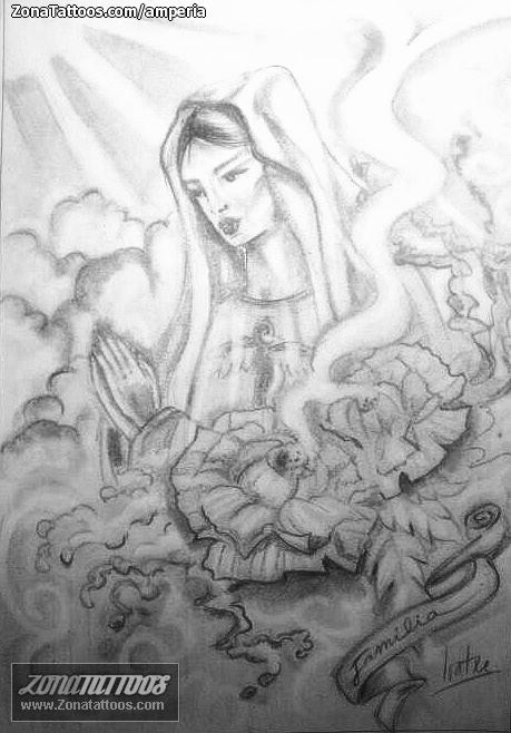 Tatuajes Religiosos Fotos Diseos Dibujos Tattoos   apexwallpapers.com