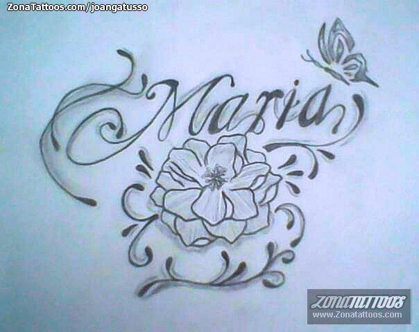 tatuajes con nombres apexwallpapers