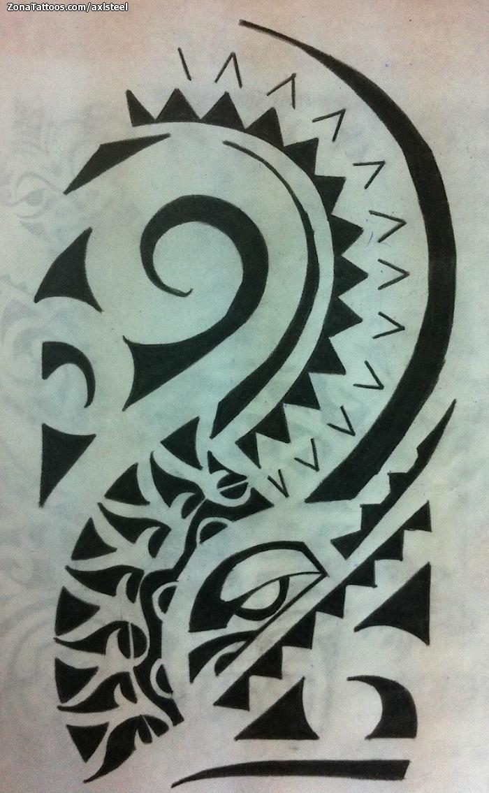 Diseño de Maoríes