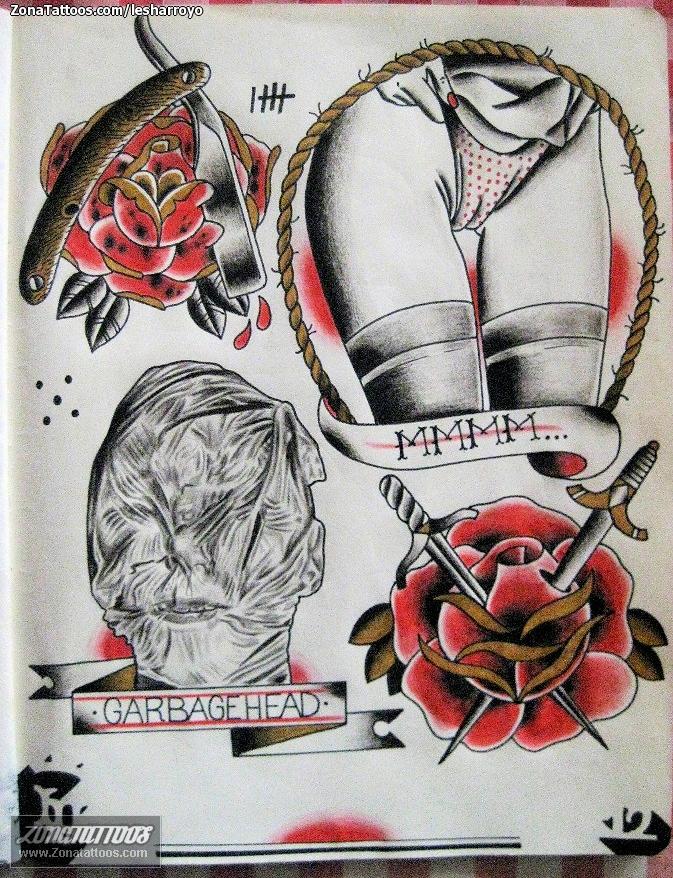 Design Of Roses Old School