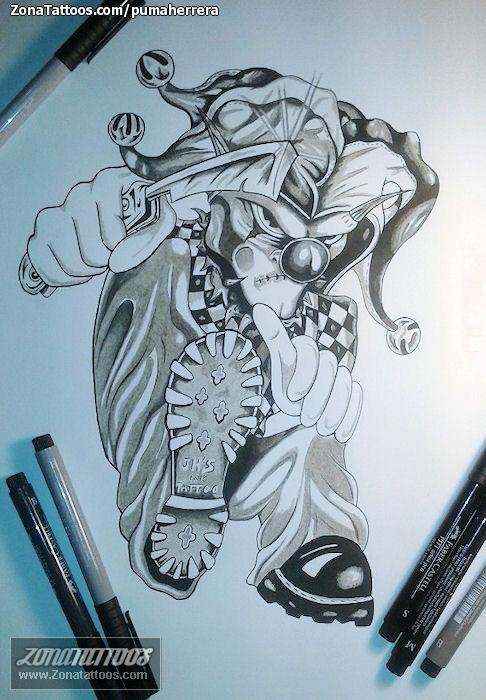 jokers homies drawings