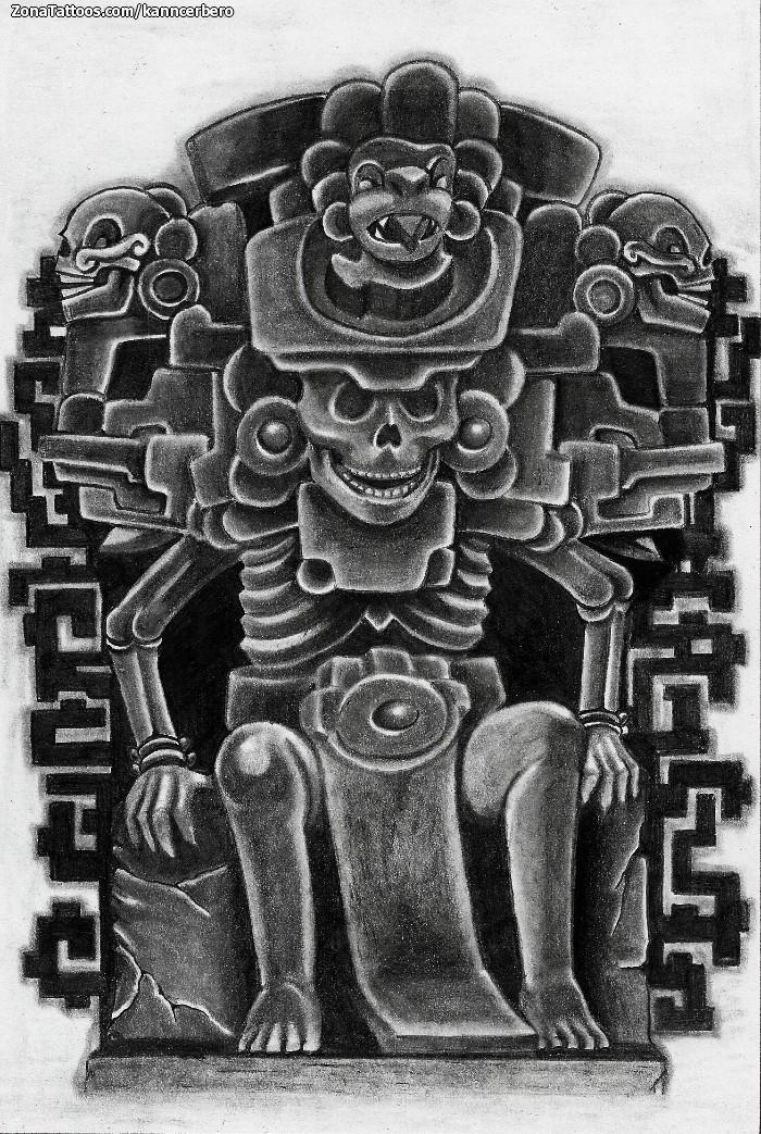 Diseño De Aztecas