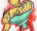 Plantilla/Diseño de alejotattoo