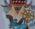 Plantilla/Diseño de tattokp