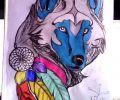 Plantilla/Diseño de wolftatto