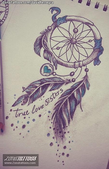 Tatuajes Y Diseños De Atrapasueños